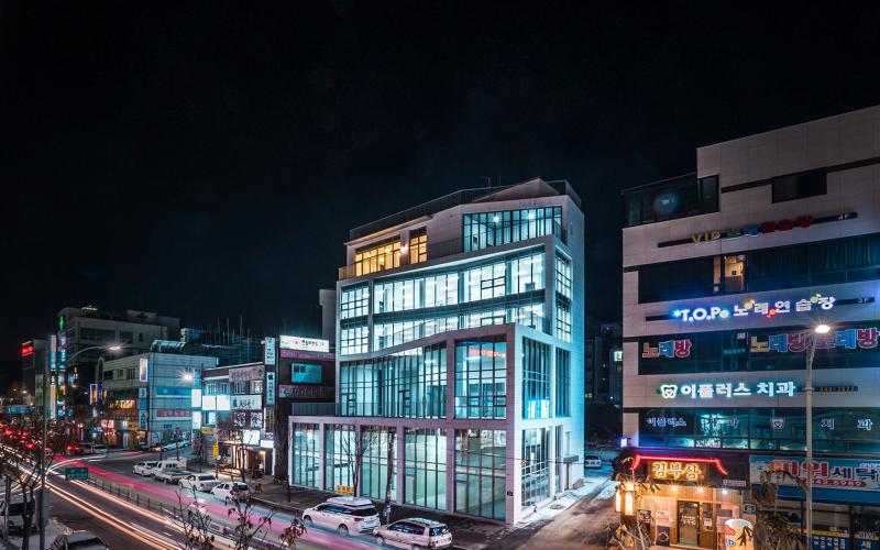 프로젝트 - HL 빌딩01