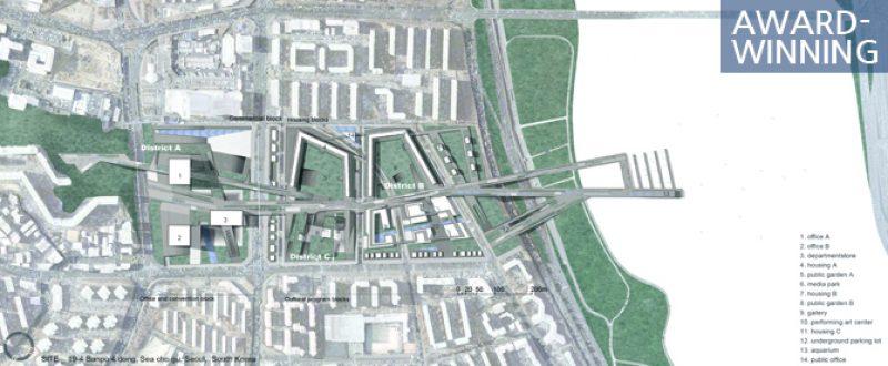 프로젝트-반포지구 도시 디자인1
